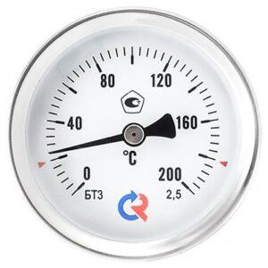 Термометры общетехнические (осевое присоединение) БТ-51.211(0-100С)G1/2.46.1,5
