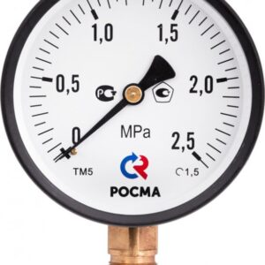 Манометр ТМ-610Р.00(0-0,6MPa)М20х1,5.1,5 * (диаметр 150мм)