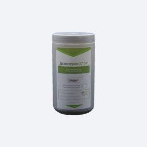 Дезостерил-ХЛОР хлорные таблетки
